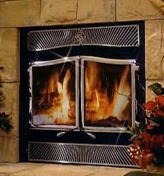 Gas fireplace logs installation in the Crownsville Severna Park MD area.