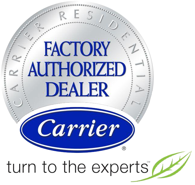 Carrier Md heating & air conditioning system CFAD contractors & installers in Md.