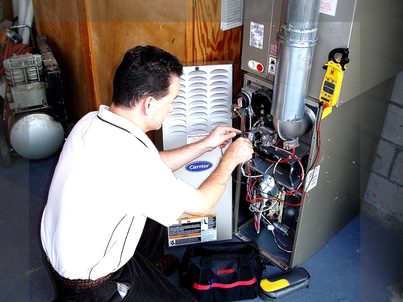 Let us maintain your furnace or heat pump in Crofton, MD.