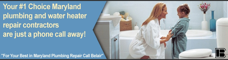 For Plumbing and Water Heater repair in Annapolis MD.