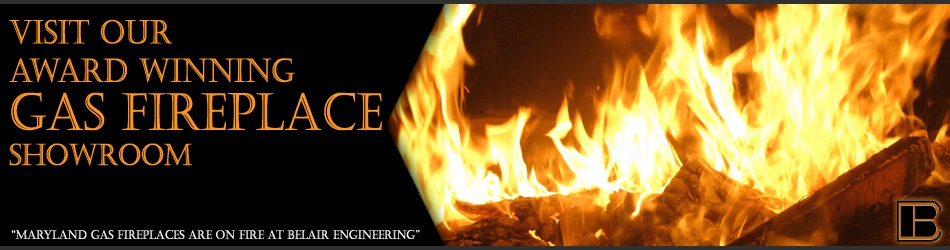 Have us install and maintain gas fireplace in Bowie, MD.