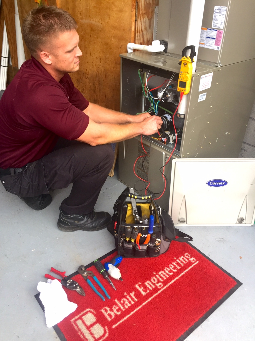 Let us maintain your Heat Pump in Crofton MD.