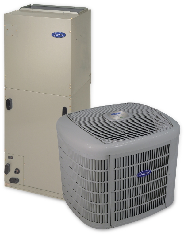An Annapolis MD heat pump installation. Annapolis Maryland heat pump heating & air conditioning system.