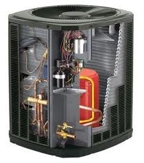 Odenton MD heat pump AC air conditioner.